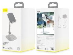 پایه نگهدارنده رومیزی گوشی و تبلت بیسوس Baseus Literary Youth Desktop Telescopic Holder