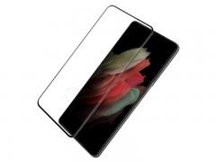 محافظ صفحه نمایش شیشه ای نیلکین سامسونگ  Nillkin Samsung Galaxy s21 Ultra 3D CP+MAX Anti-Explosion Glass