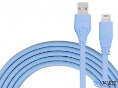 کابل شارژ و انتقال داده سریع لایتنینگ مومکس Momax Go Link Lightning Cable 1m