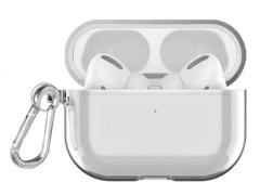 کاور محافظ شفاف ایرپاد پرو توتو Totu TWS Pro Headset Safe Case AA-137