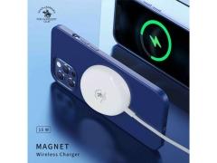 شارژر وایرلس آهنربایی پولو Polo Magnet Wireless Charger