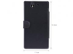 کیف چرم نیلکین سونی Nillkin Fresh Case Sony Xperia Z