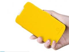کیف چرمی HTC Desire 500 مارک Nillkin