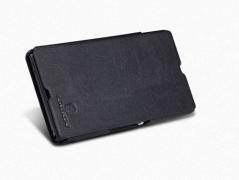 کیف چرمی نیلکین سونی اکسپریا Nillkin Leather Case Sony Xperia Z