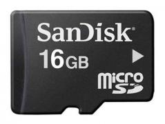رم میکرو اسدی 16 گیگابایت SanDisk Class 4