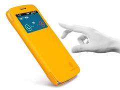 کیف چرمی Samsung Galaxy Grand2 مارک Nillkin