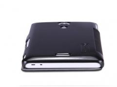 کیف چرمی 01 برای Sony Xperia ZR مارک Nillkin