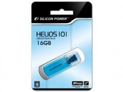 فلش مموری سیلیکون پاور Silicon Power Helios 101 16GB