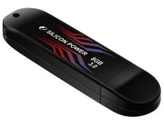 خرید فلش مموری سیلیکون پاور Silicon Power Blaze B10 8GB