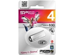 فروش فلش مموری سیلیکون پاور Silicon Power Touch 830 4GB