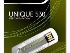قیمت فلش مموری سیلیکون پاور Silicon Power Unique 530 16GB