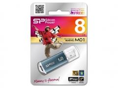 قیمت فلش مموری سیلیکون پاور Silicon Power Marvel M01 8GB
