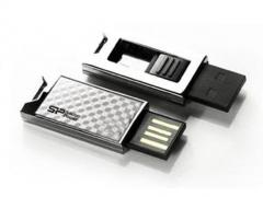فلش مموری سیلیکون پاور Silicon Power Touch 851 4GB