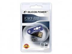 قیمت فلش مموری سیلیکون پاور Silicon Power Touch 820 8GB