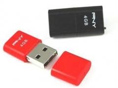 خرید اینترنتی فلش مموری پی ان وای PNY Cube 4GB