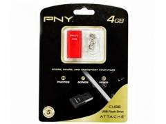 فلش مموری پی ان وای PNY Cube 4GB