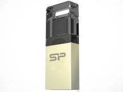 فلش مموری سیلیکون پاور Silicon Power X10 Mobile OTG 32GB