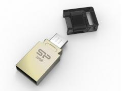 خرید فلش مموری سیلیکون پاور Silicon Power X10 Mobile OTG 32GB