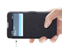 خرید اینترنتی کیف چرمی LG G Pro Lite Dual Sim مارک Nillkin