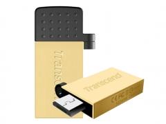 فلش مموری ترنسند Transcend JetFlash OTG 380G 8GB