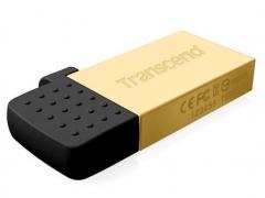 فلش مموری ترنسند Transcend 32GB JetFlash JF380G USB 2.0 OTG Flash Drive