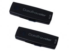 فلش مموری کینگستون Kingston Data Traveler 100 4GB