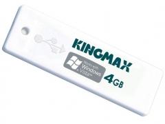 خرید فلش مموری کینگ مکس Kingmax Super Stick Mini 4GB