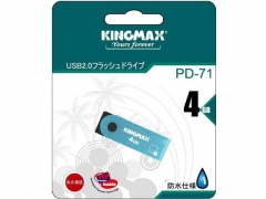 قیمت فلش مموری کینگ مکس Kingmax PD71 4GB