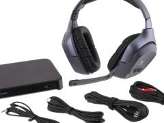 هدست بی سیم لاجیتک Logitech Wireless F540