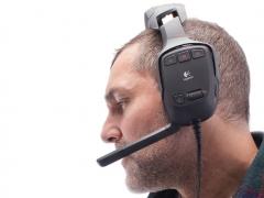 هدست بی سیم لاجیتک Logitech G930 Wireless Gaming