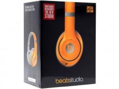 قیمت هدفون استودیو بیتس الکترونیکز Beats Dr.Dre Studio V2 Orange Limited Edition