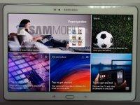 اولین تصاویر از تبلت جدید سامسونگ Samsung Galaxy Tab S 10.5 با صفحه نمایش AMOLED