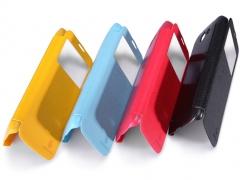 کیف چرمی Huawei Ascend G730 مارک Nillkin