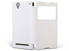 کیف چرمی مدل02 Sony Xperia T2 Ultra مارک Nillkin