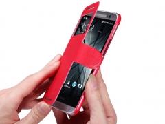 کیف چرمی نیلکین اچ تی سی Nillkin Fresh Case HTC One M8