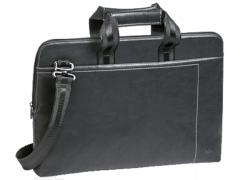 کیف چرمی لپ تاپ 15.6 اینچ مدل 8930 مارک RIVAcase