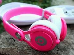 خرید هدفون استودیو بیتس الکترونیکز Beats Dr.Dre Mixr Limited Edition Pink