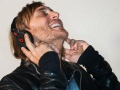 خرید هدفون استودیو بیتس الکترونیکز Beats Dr.Dre Mixr David Guetta Black