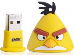 خرید فلش مموری  Emtec Angry Birds Yellow 8GB
