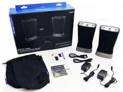 خرید عمده اسپیکر بلوتوث سوپرتوث Supertooth Portable Speaker Disco Twin