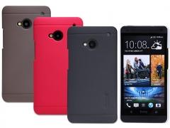 قاب محافظ نیلکین اچ تی سی Nillkin Frosted Shield Case HTC One