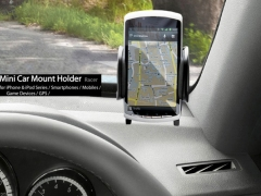 پایه نگهدارنده گوشی موبایل Capdase Racer Mini Car Mount Holder