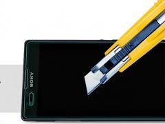 محافظ صفحه نمایش شیشه ای Sony Xperia T2 Ultra مارک Nillkin