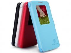 خرید اینترنتی کیف چرمی LG G2 Mini مارک Nilkin