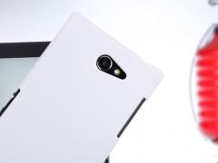 خرید اینترنتی قاب محافظ Sony Xperia M2 مارک Nilkin