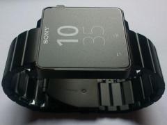 ساعت هوشمند سونی Sony SmartWatch 2 Metal Strap