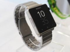 خرید ساعت هوشمند سونی Sony SmartWatch 2 Metal Strap