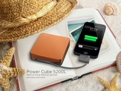 خرید شارژر همراه 5200 میلی آمپر Mipow Power Bank SP5200L