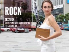 خرید اینترنتی کیف چرمی Samsung Galaxy Note 10.1 2014 مارک Rock
