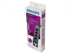 محافظ لوازم الکترونیکی فیلیپس با 4 خروجی و توان 1800 ژول